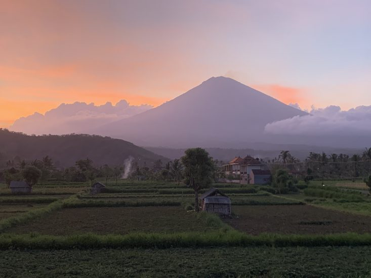 The true meaning of wellbeing – what my month in Bali taught me